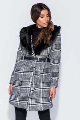 check-wool-look-faux-fur-trim-coat-p4050-97851_image - kopia