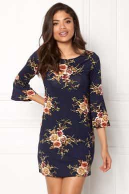 happy-holly-milla-klänning-bluepatterned