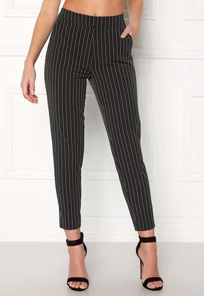 object-cecilie-striped-78-pant-black-stripes