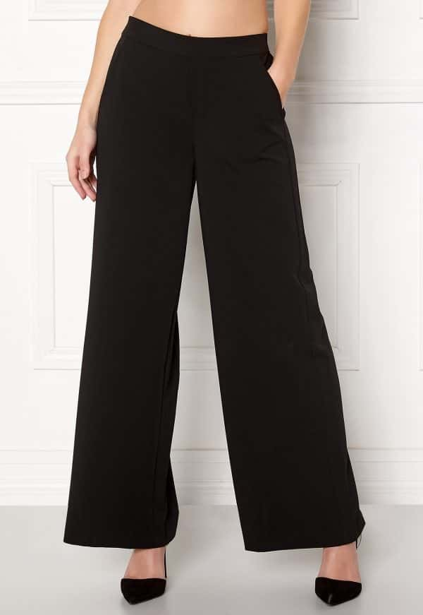 object-cecilie-wide-leg-pant-black