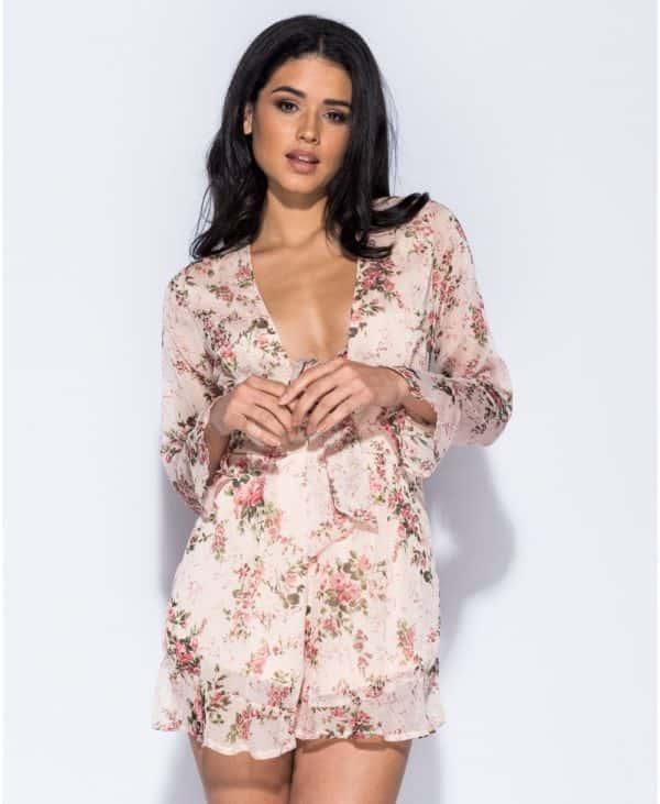 pink-floral-print-tie-front-playsuit-p4660-116287_image (1)
