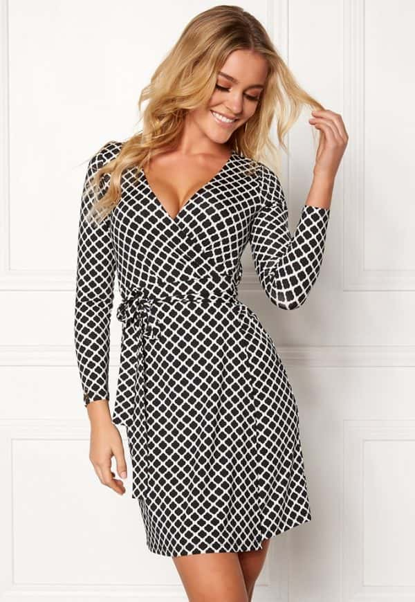 happy-holly-millie-dress-black-offwhite
