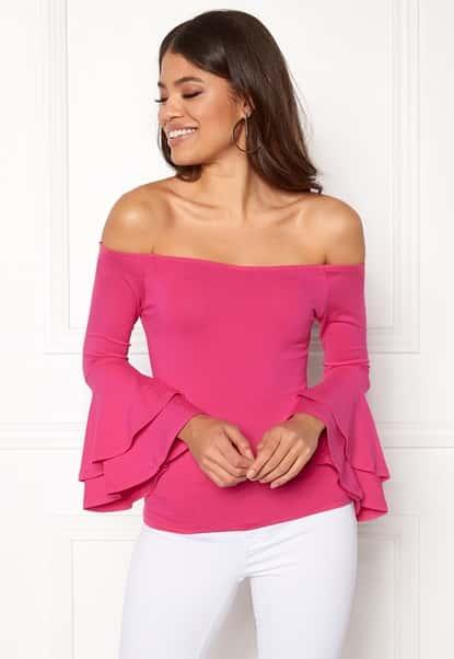 bubbleroom-hannah-top-pink