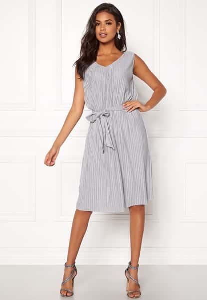 vila-pliss-sl-dress-light-grey-melange