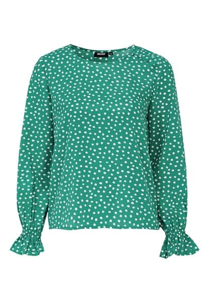 bubbleroom-elma-blouse-green-white-dotted_3