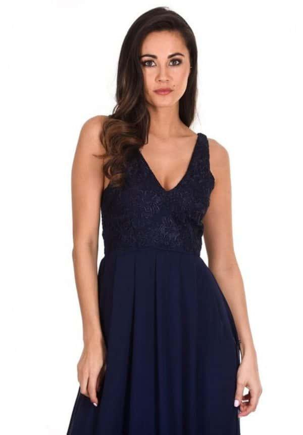 Navy-Lace-Detail- V-Neck-Maxi-Dress-2-850×1218