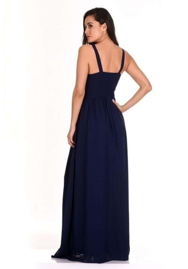 Navy-Lace-Detail-V-Neck-Maxi-Dress-3-850×1218