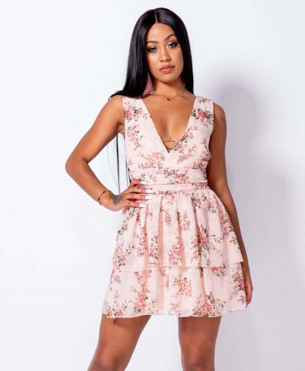 floral-print-ruched-waist-v-neck-sleeveless-mini-dress-p5260-130256_image