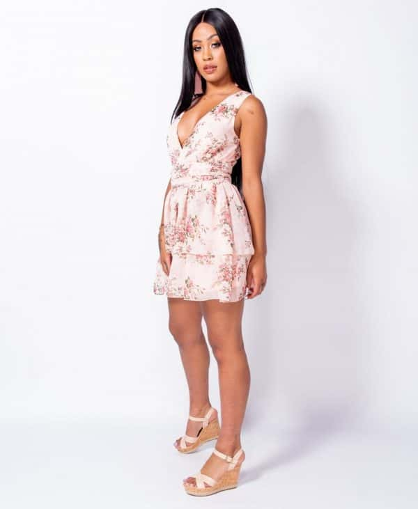 floral-print-ruched-waist-v-neck-sleeveless-mini-dress-p5260-130258_image