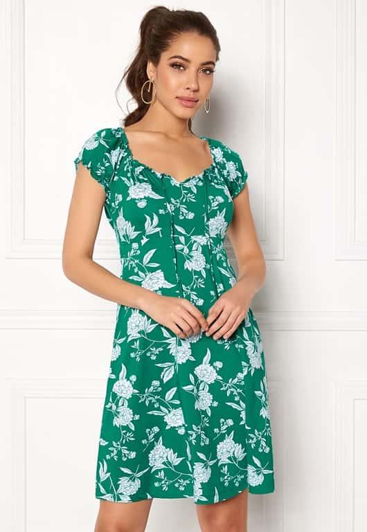 happy-holly-tessan-dress-greenoffwhite