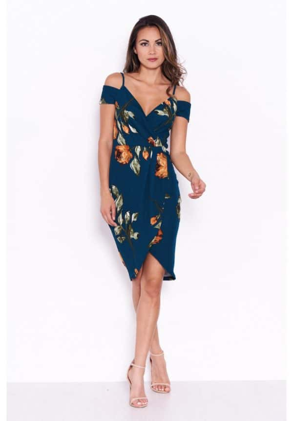 Teal-Floral-Midi-Wrap-Dress-1-850×1218
