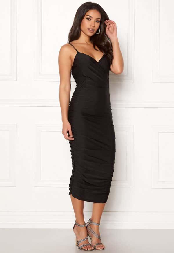 ax-paris-rouched-midi-dress-black_1