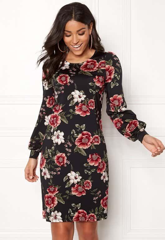 happy-holly-ellie-dress-black-patterned