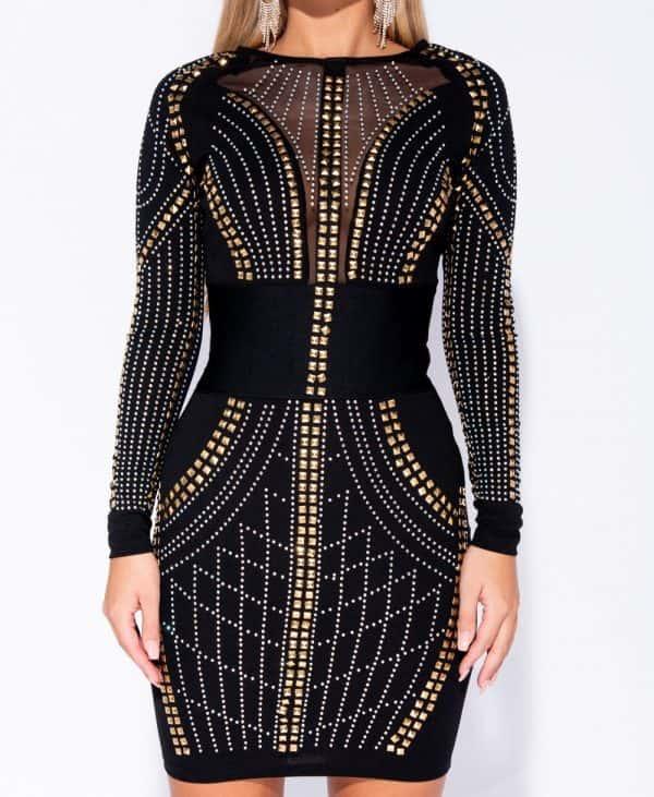 multi-stud-trim-mesh-panel-bodycon-dress-p5969-180188_image