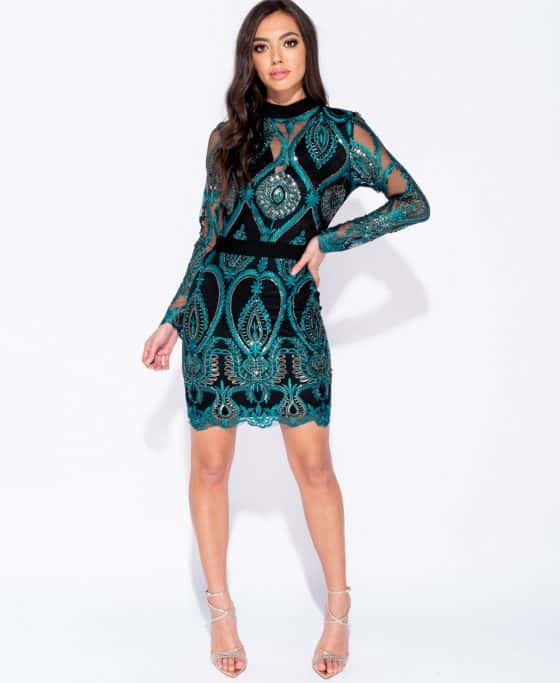 sequin-lace-front-high-neck-long-sleeve-mini-dress-p5882-176428_image