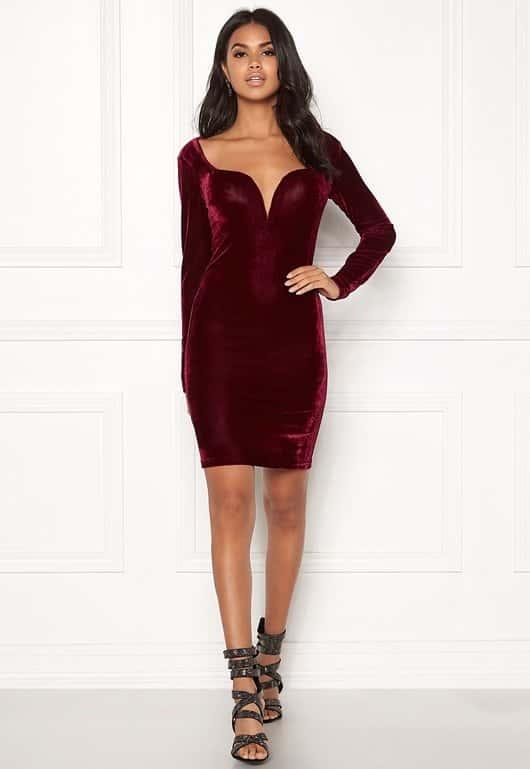 bubbleroom-viva-velvet-dress-red_1