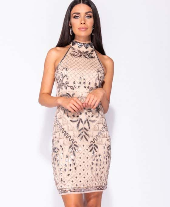 floral-pattern-sequin-front-high-neck-bodycon-dress-p5736-179630_image