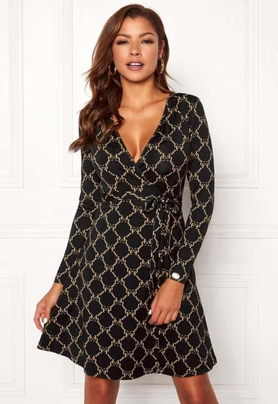 chiara-forthi-sonnet-mini-wrap-dress-black