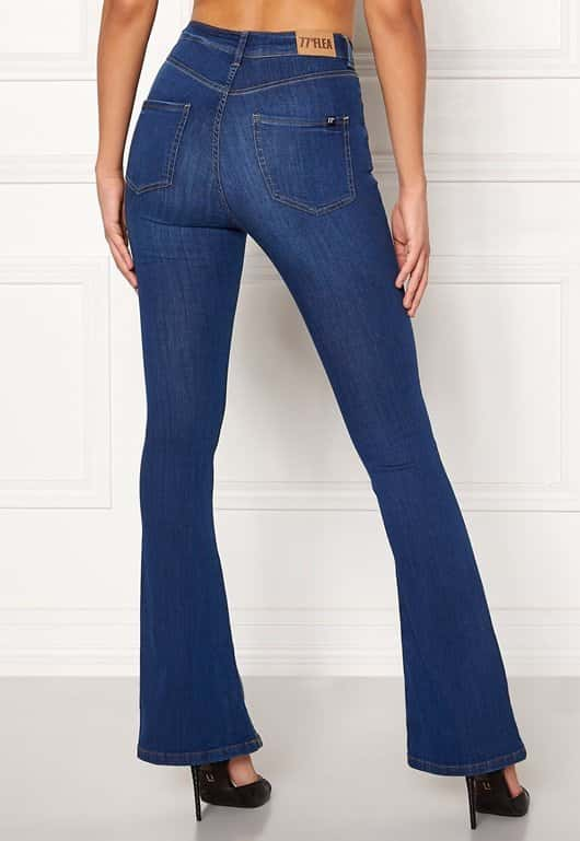 77thflea-jadah-high-waist-flared-superstretch-medium-blue