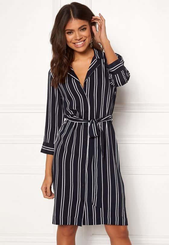 happy-holly-thea-shirt-dress-striped
