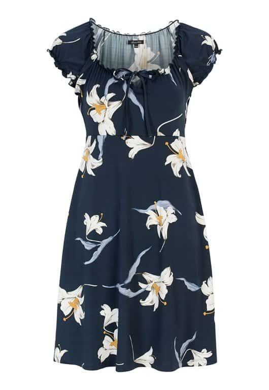 happy-holly-tessan-dress-dark-blue-patterned