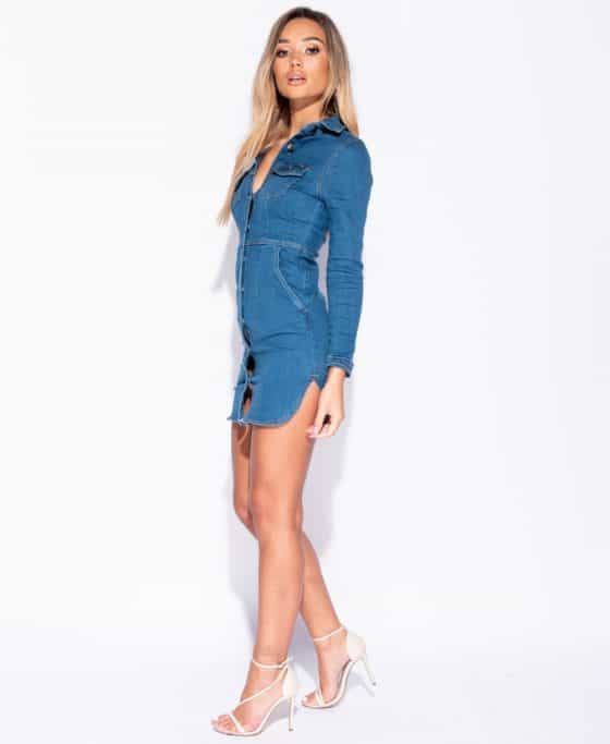 button-front-long-sleeve-stretch-denim-dress-p6403-220863_image