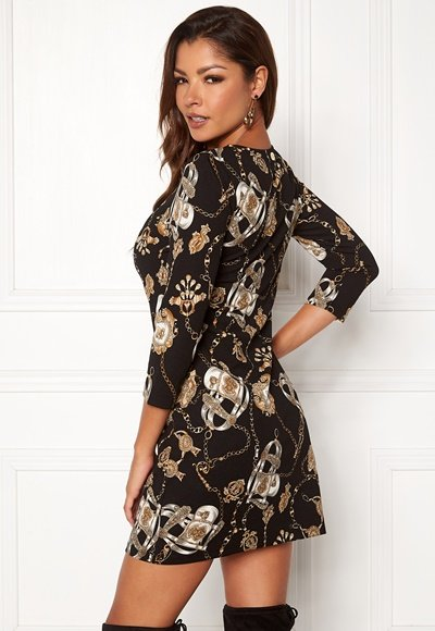 chiara-forthi-maura-dress-black-gold-patterned_2