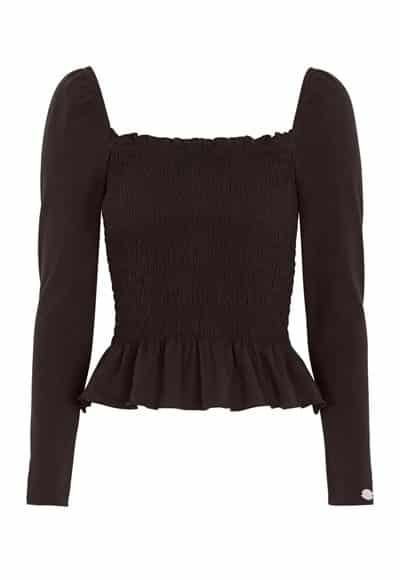 chiara-forthi-silvia-smock-top-black