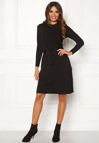 happy-holly-cecile-knitted-dress-black_1