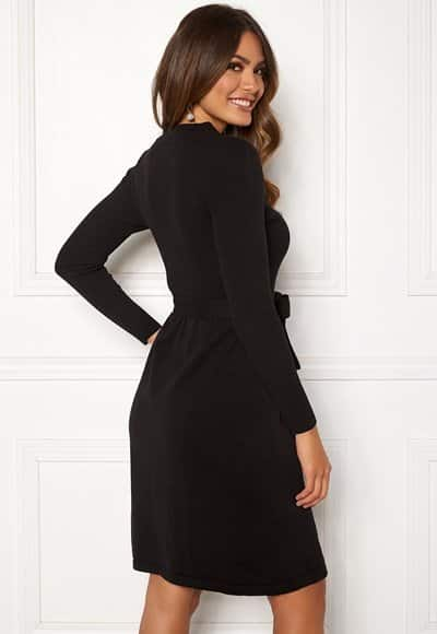 happy-holly-cecile-knitted-dress-black_2