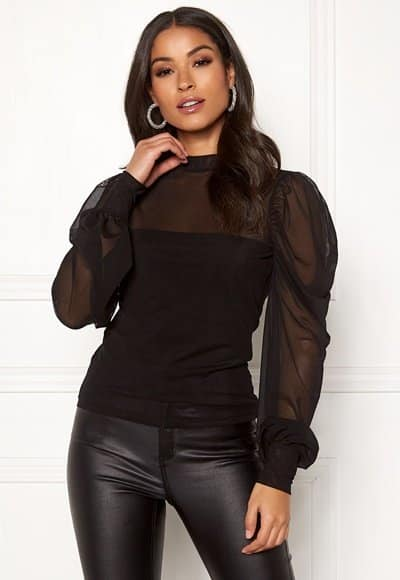make-way-alida-mesh-top-black