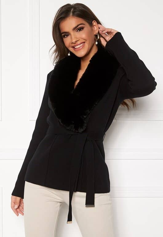 chiara-forthi-arina-heavy-knit-wrap-jacket-black