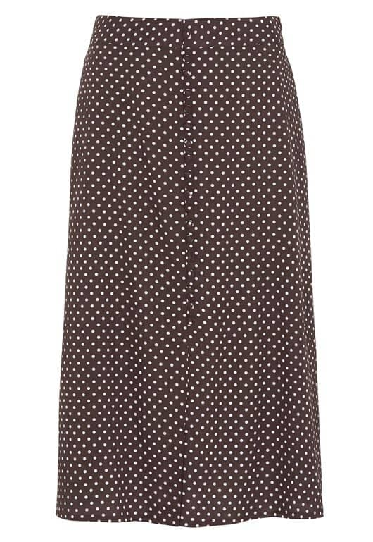 happy-holly-frida-button-skirt-brown-dotted