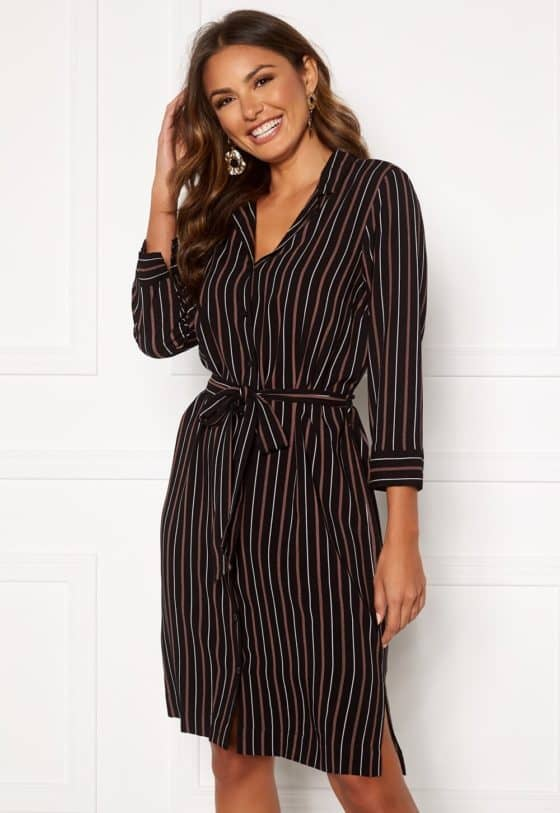 happy-holly-thea-shirt-dress-black-striped_1