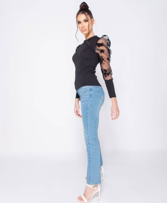 sheer-floral-print-organza-sleeve-high-neck-top-p8320-608325_image