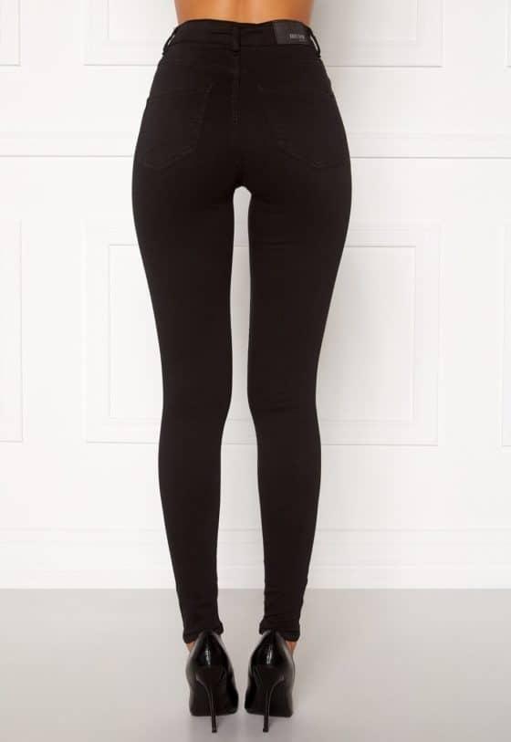 bubbleroom-adina-highwaist-jeans-black_5