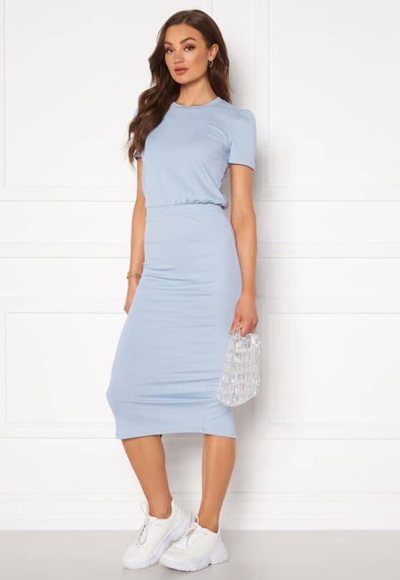 bubbleroom-besa-short-sleeve-dress-blue