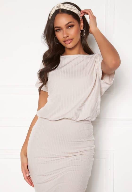 bubbleroom-indira-short-sleeve-dress-beige_2