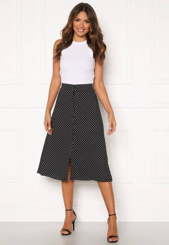 happy-holly-frida-button-skirt-black-dotted
