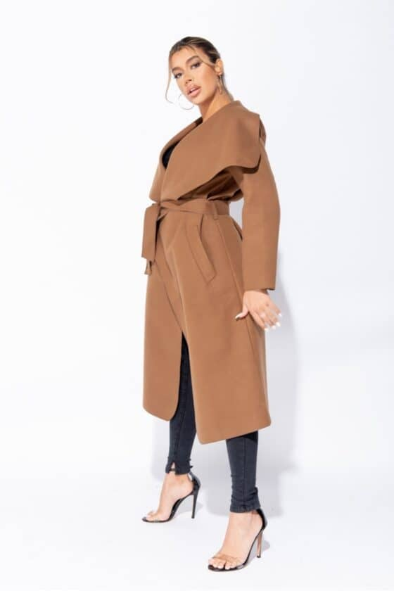 brown-maxi-length-oversized-belted-waterfall-coat-p9115-976840_image