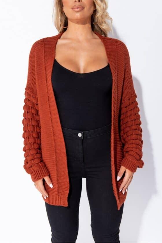 rust-contrast-sleeve-oversized-cardigan-p9395-1042615_image