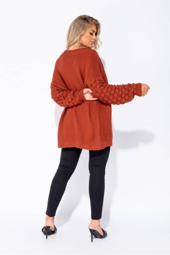 rust-contrast-sleeve-oversized-cardigan-p9395-1042619_image