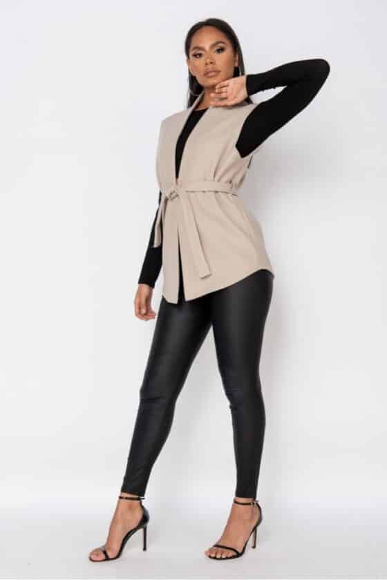 beige-wool-effect-edge-to-edge-sleeveless-belted-blazer-p9587-1096210_image
