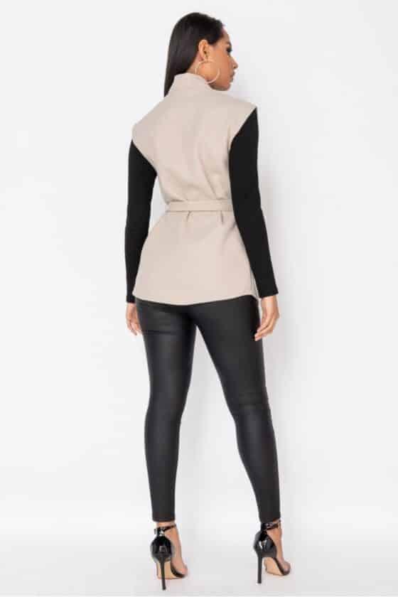 beige-wool-effect-edge-to-edge-sleeveless-belted-blazer-p9587-1096213_image