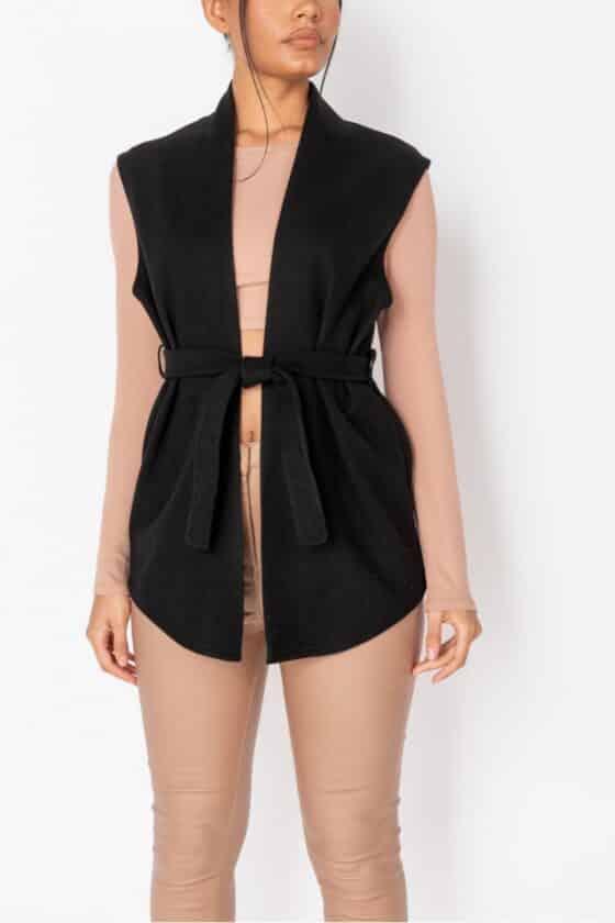 black-wool-effect-edge-to-edge-sleeveless-belted-blazer-p9583-1096168_image